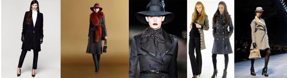 Klasyczne fasony płaszczy 2018